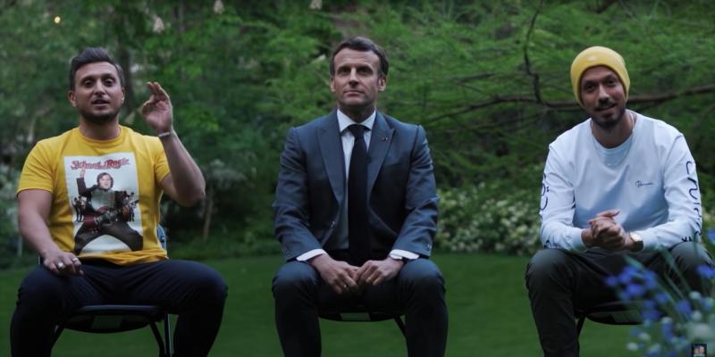 YZ Paris - L'exécutif, les influenceurs </BR> et ce qu'il reste d'opinion